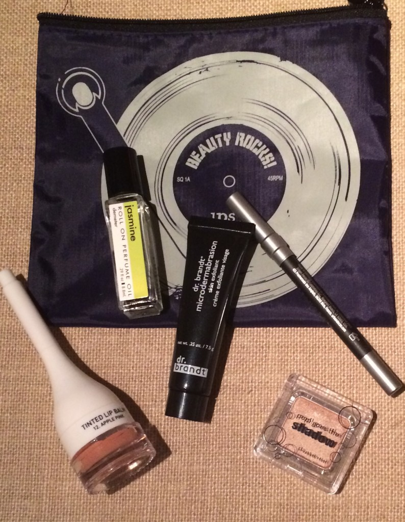April Glam Bag