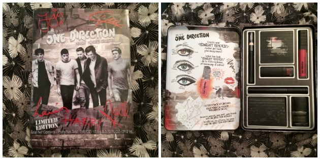 One Direction Makeup Tin