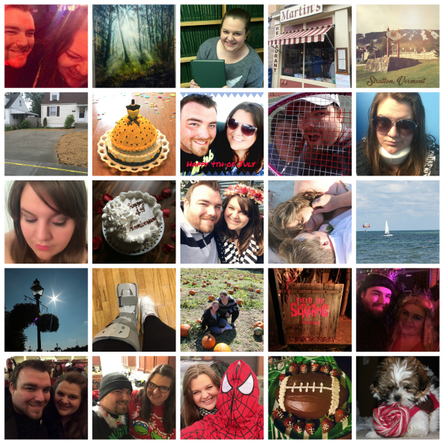 26 Things Collage