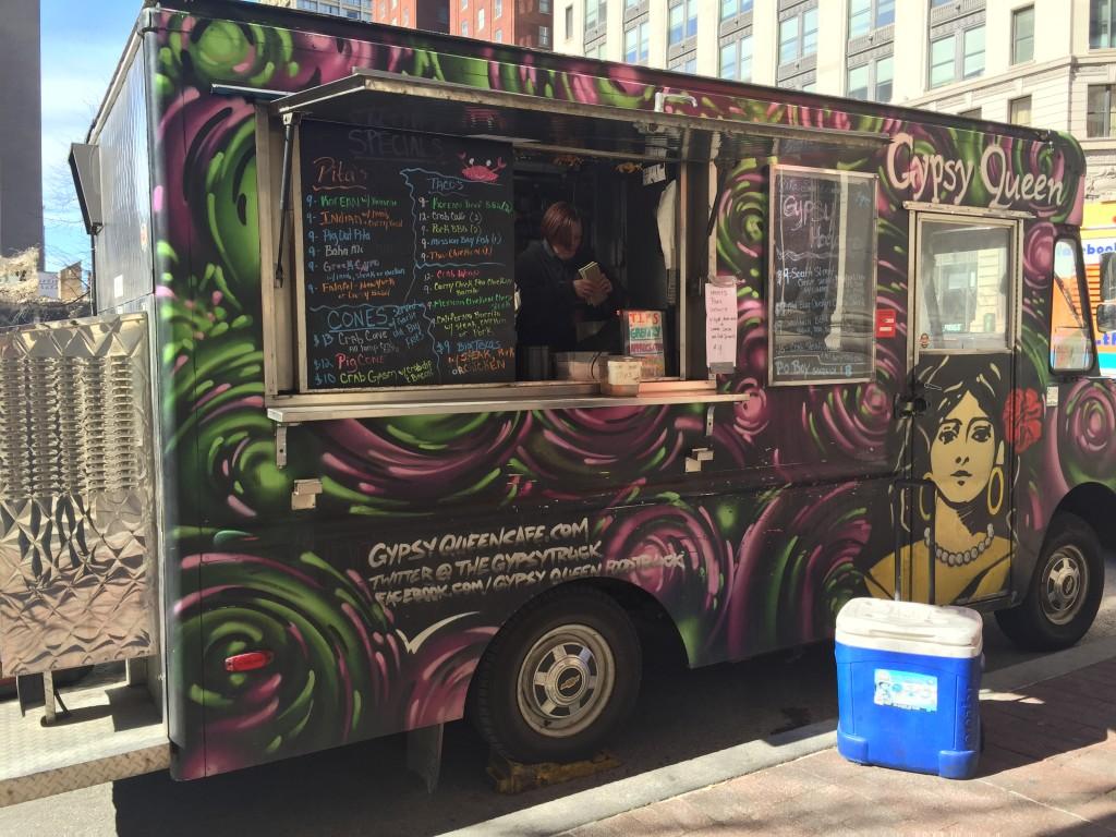 Gypsy Queen Food Truck | Dana Renee Style