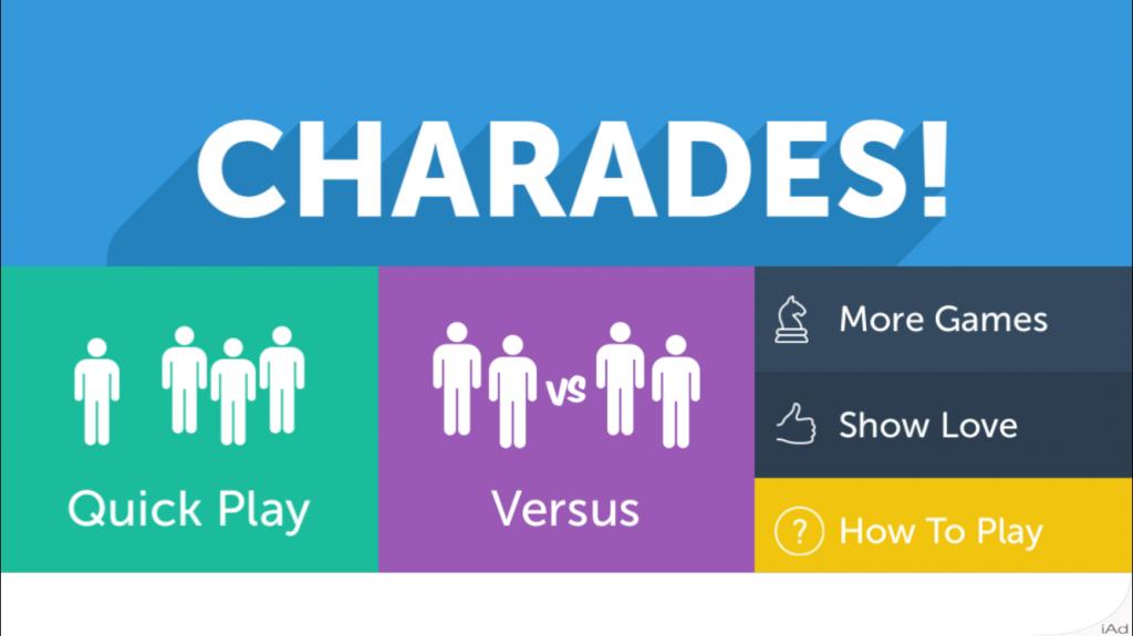 Charades App | Dana Renee Style