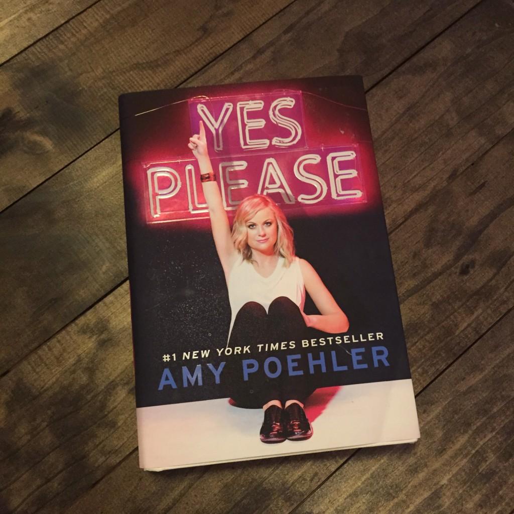 Amy Poehler Yes Please | Dana Renee Style